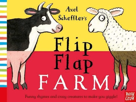 Axel Scheffler's Flip Flap Farm (1)