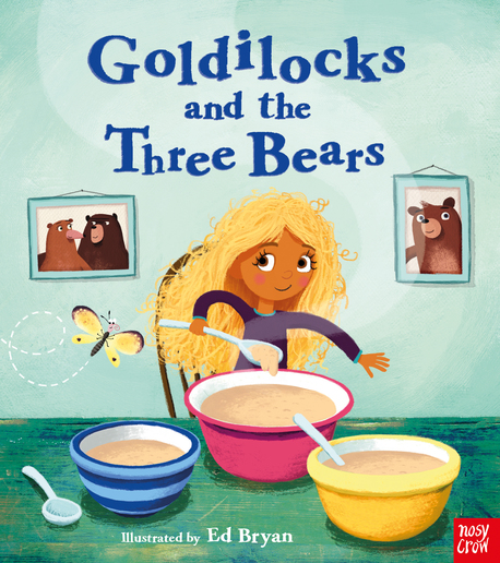 Fairy Tales: Goldilocks and the Three Bears (1)
