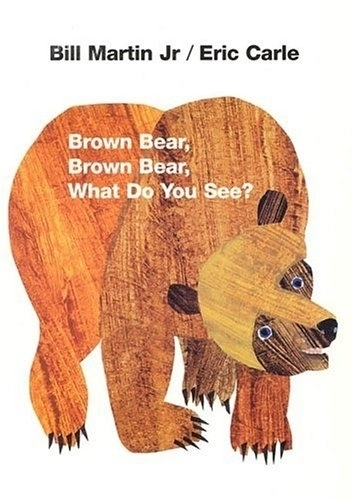 Brown Bear, Brown Bear, What Do You See? (1)