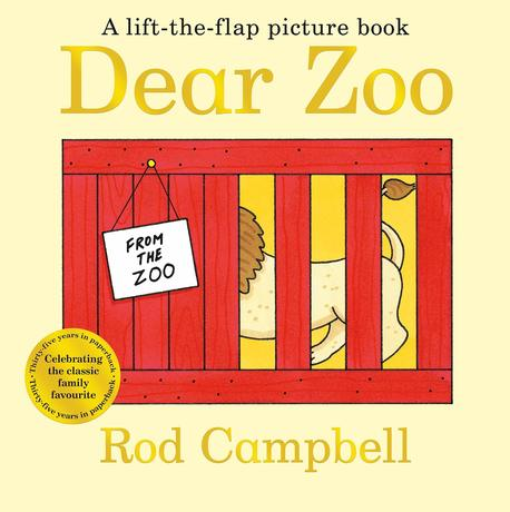 Dear Zoo - lift-the-flap book (1)