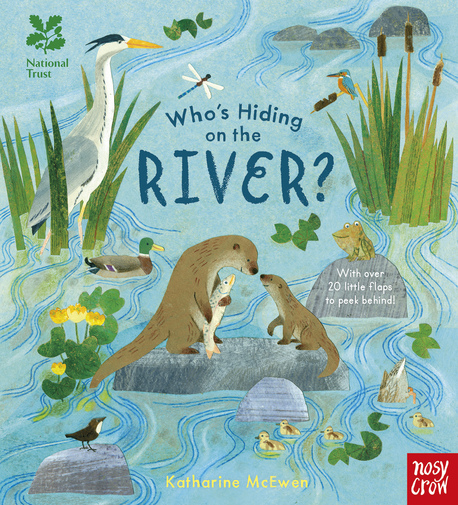 Who's Hiding on the River? (1)
