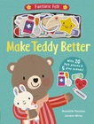 Make Teddy Better  - with felt pieces and play scenes! (1)