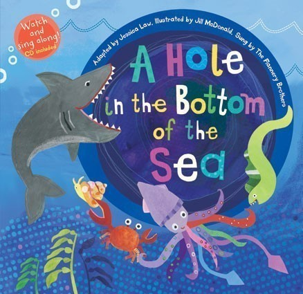 A Hole in the Bottom of the Sea + CD (1)