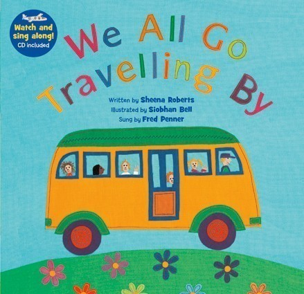 We All Go Travelling By + CD (1)